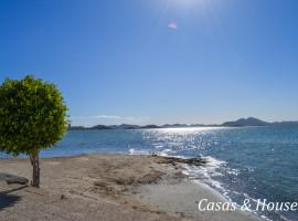 Magnificas vistas junto a la tranquilidad del mar