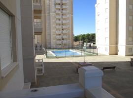 Apartamento reformado en Villa Cristal