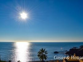 Dúplex con vistas al Mediterráneo en Las Mimosas Calaflores
