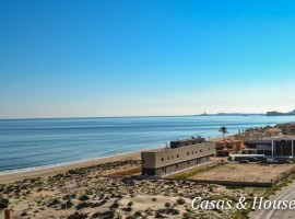 Front Line Mediterranean property with views to the Mar Menor as well