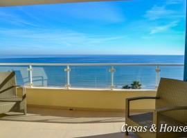 Club Mangazul  excelente apartamento frente al Mar Mediterráneo