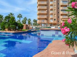 Residencial Puerto y Playa situación privilegiada