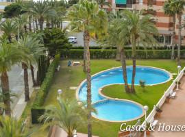 Apartamento con vistas al Mar Mediterráneo y Mar Menor