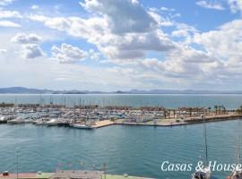 Miradores Del Puerto frente al Mar