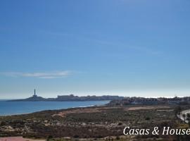 Apartamento reformado con vista al Faro de Cabo de Palos