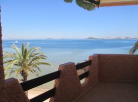 Apartamento con muy buenas vistas al mar