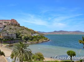 Flat in Arpon, Mar Menor views