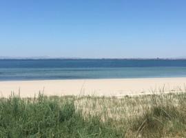 Parcela en primera línea de Mar Menor