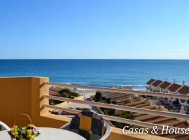 Apartamento en el Gálan frente al Mar Mediterráneo en La Manga