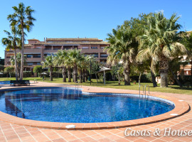 Ground floor property in Cabo de Palos complex La Zeneta
