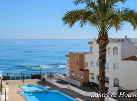 Alcazaba playa complex, close to the Mediterranean Sea