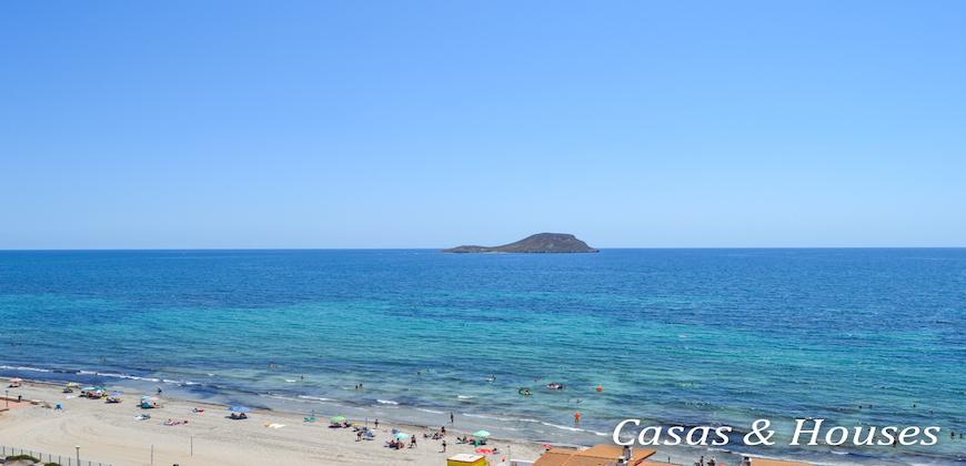 Ático, Costa Cálida 1ª de Mar Mediterráneo