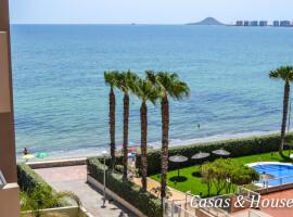 Residencial Punta Cormoran situado en un bonito lugar junto al Mar Mediterráneo