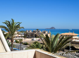 Two bedroom property vey close to the Mediterranean Sea