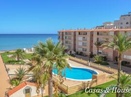 Residencial Oasis situado frente al Mediterráneo en La Manga